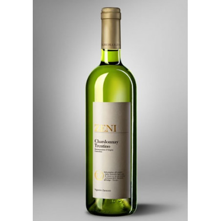 Chardonnay Trentino  Zaraosti 2012 Zeni