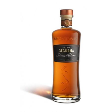 Grappa  Solera Selezione Distilleria Segnana Lunelli