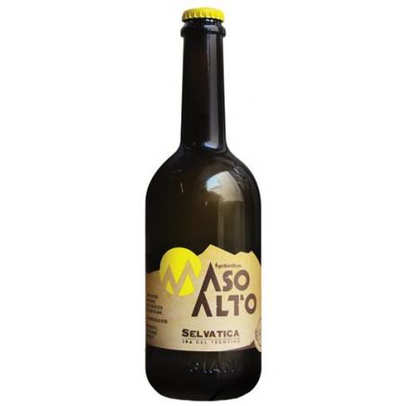 Birra Ipa Trentina SELVATICA Birreria Maso Alto
