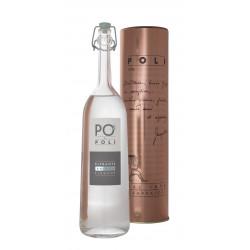 Grappa Pò di Poli Elegante 40° Distilleria jacopo Poli con tubo di rame