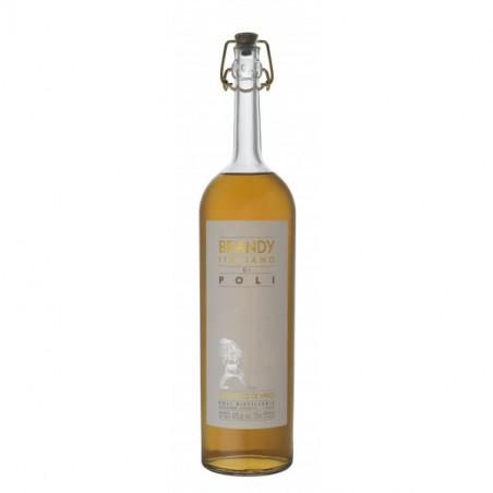 Brandy Italiano di Poli 40° Distilleria jacopo Poli