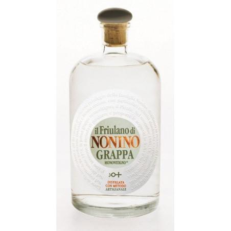 Grappa il Merlot di Nonino 41° Nonino Distillatori (3 Pezzi)
