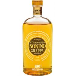 Grappa Lo Chardonnay in Barriques di Nonino 41° Nonino Distillatori (3 Pezzi)