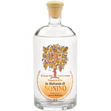 ÙE ®  L'Aquavite D'Uva Malvasia 38° Nonino Distillatori