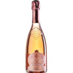 "Spumante Brut Rosé Metodo Classico ""Cuvée dei Frati"" az. agr. Ca' dei Frati"