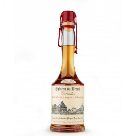 Calvados Single Cask Fut n. 97 - 13 ans CHATEAU DU BREUIL