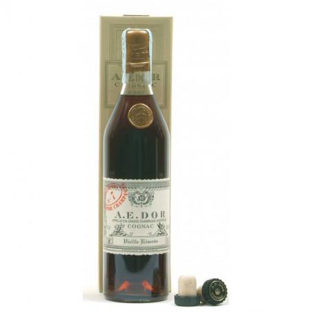 Cognac  n° 7 Grande Champagne 42° A.E. DOR