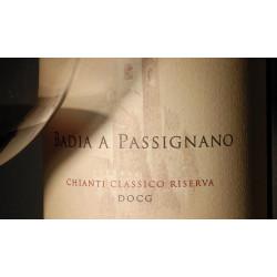 Chianti Classico Badia a Passignano DOCG Gran selezione  2015 Antinori