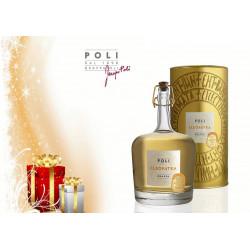 Grappa Cleopatra Moscato Oro ASTUCCIATA Distilleria Jacopo Poli