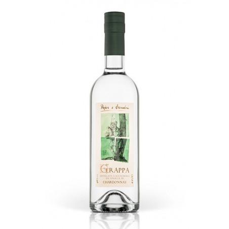 Grappa di Chardonnay  Vigneti delle Dolomiti - Pojer e Sandri