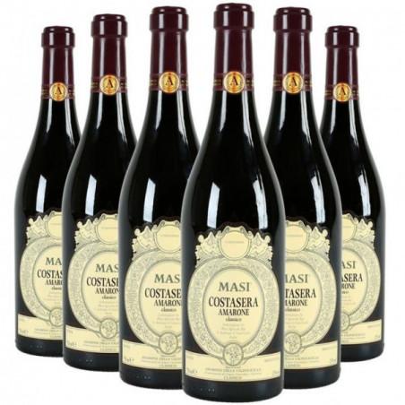 (6 bt ) Amarone della Valpolicella Costasera Docg 2013 - Masi