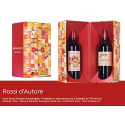 Gift Box Donnafugata Rossi D'autore