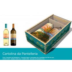 Gift Box Donnafugata Cartolina da Pantelleria