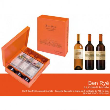 Gift Box Donnafugata Ben Ryé Le Grandi Annate