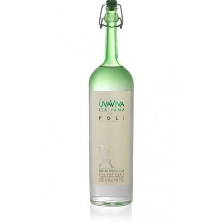 Distillato Uva Viva Italiana 40° Distilleria Jacopo Poli