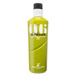 Olio extra vergine d'oliva - Benessere naturale  46° PARALLELO - BLEND - FRANTOIO RIVA DEL GARDA