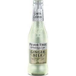 Fever Tree TONICA  Ginger Beer cl.20 x 24 bottiglie in vetro
