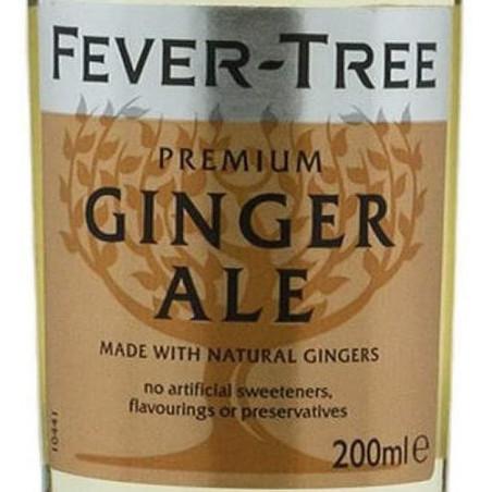 Fever Tree TONICA  Ginger Ale cl.20 x 24 bottiglie in vetro