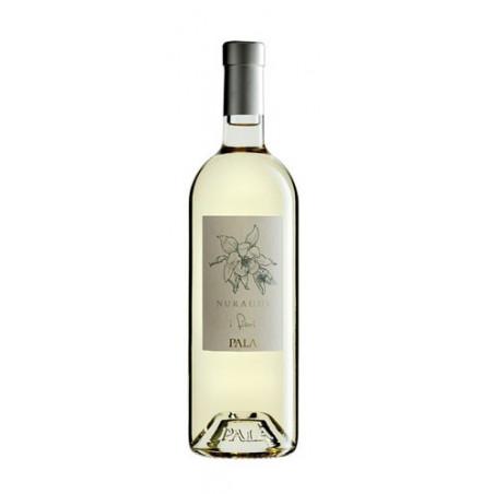 White Wine Nuragus Di Cagliari Azienda Agricola Pala-cz