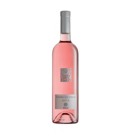 Rosé Wine Chiaro di Stelle Rosé Isola Dei Nuraghi Igt  Az. Agricola Pala-cz