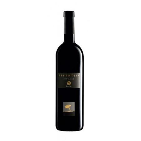 Red Wine Essentija Isola Dei Nuraghi Igt Azienda Agricola Pala-cz