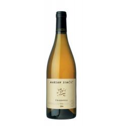White wine Chardonnay Selection Goriška Brda 2017-cz