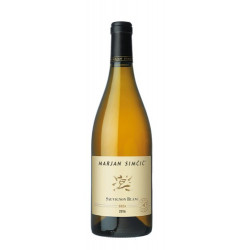 White wine Sauvignon Selection Goriška Brda 2017-cz