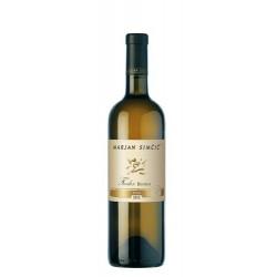 White wine Teodor Belo Selection Goriška Brda 2017-cz