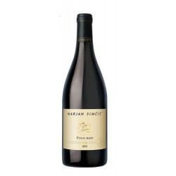 Red Wine Pinot Noir Selection Goriška Brda 2017-cz