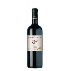 Red wine Merlot Opoka Goriška Brda 2013-cz