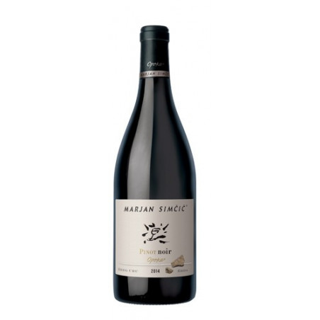 Red Wine Pinot Nero Opoka Goriška Brda 2016-cz