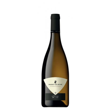White Wine Chardonnay Isonzo Masùt da Rive-cz