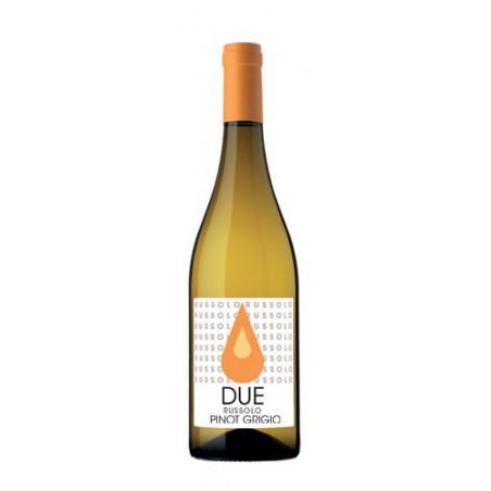 White Wine Pinot Grigio Friuli Linea Due Russolo-cz