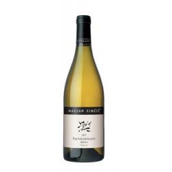 White Wine Sauvignonasse Classic Goriška Brda-cz
