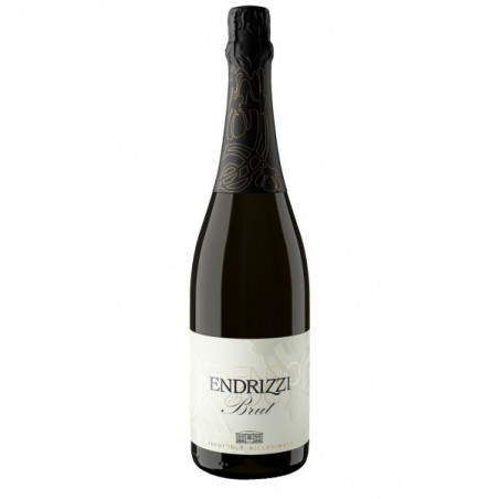 Sparkling wine Endrizzi Brut Trento Doc Winery Endrizzi