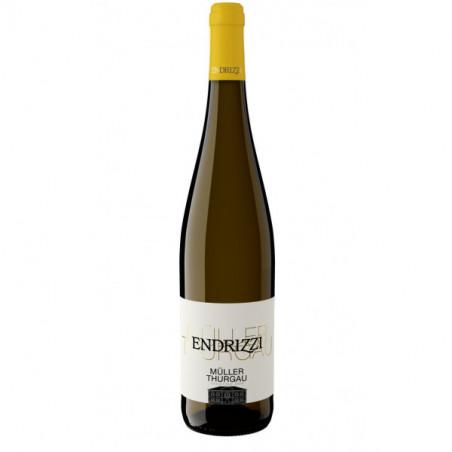 White Wine Müller Thurgau Trentino Doc 2019 Winery Endrizzi