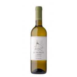 White Wine La Segreta Il Bianco Sicilia D.O.C. 2019 Cantina Planeta