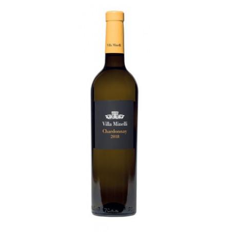 White Wine Chardonnay Veneto IGT Villa Minelli -cz