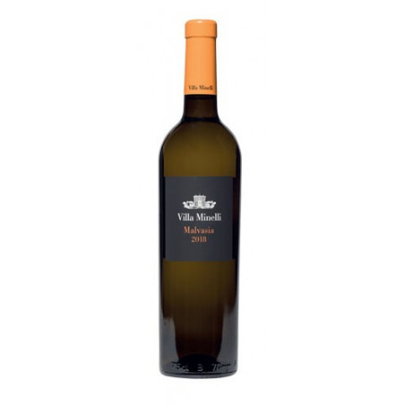 White Wine  Malvasia IGT Villa Minelli -cz