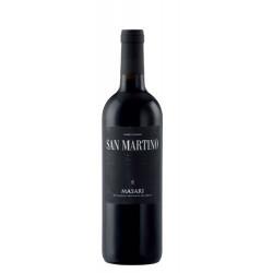 Red Wine San Martino Vicenza BIO Azienda Agricola MASARI -cz