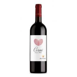 Red wine Cormì Corvina Merlot Veneto IGT ZENATO