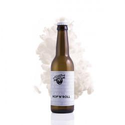12-Bottle box 33cl CRAFT BEER Hop'n'Roll- BIRRIFICIO MANEBRA