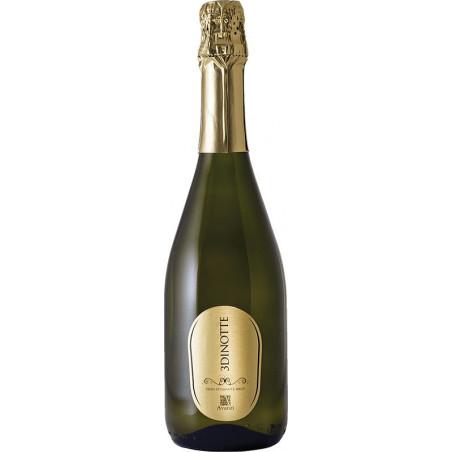3 DI NOTTE Sparkling Brut Wine -Cantina Avanzi