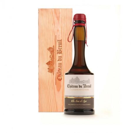 Calvados 15 ans Magnum CHATEAU DU BREUIL