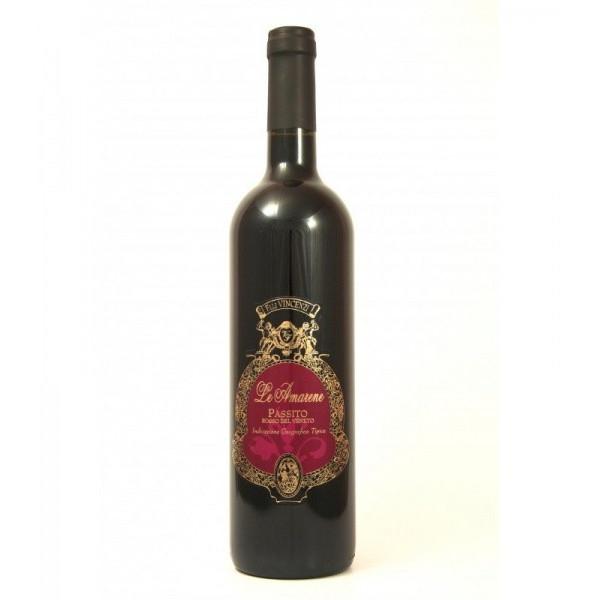 Offerta Imperdibile -  Le Amarene Rosso Veronese Igt 2015 Cantina Vincenzi - cassa da 6 bottiglie