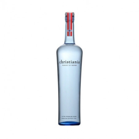Christiania Ultra Premium Vodka 40%