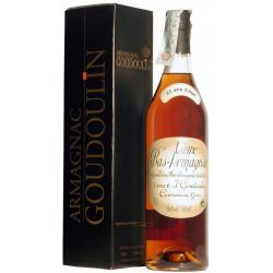 Bas Armagnac 20 Ans D'age 40% Veuve Goudoulin